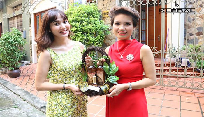 Những mẫu tóc công sở khiến các nàng mê mẩn tại Phương Nhung hair salon - 56 Ngõ Thông Phong, HN