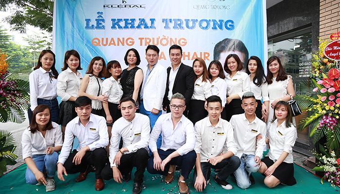 Quang Trường hair & spa - Phong cách, Chuyên nghiệp, Đẳng cấp.