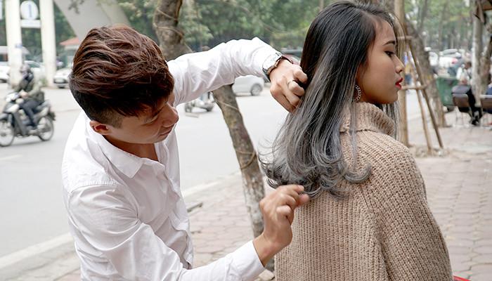 Những màu tóc HOT nhất trong dịp Giáng sinh 2017 tại Hùng ToNy hair salon - 72 Võ Thị Sáu