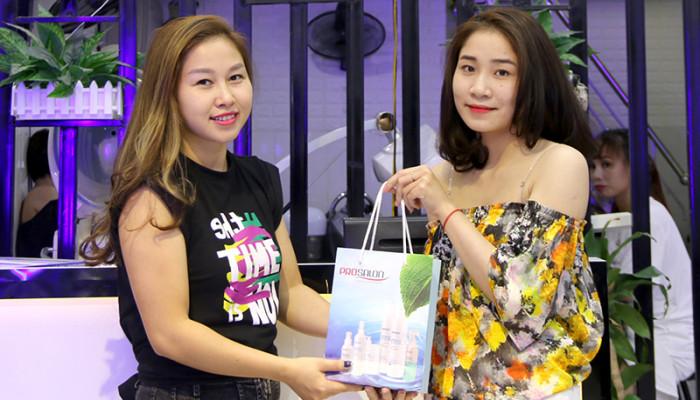 Đến Hair&Spa Hường Hà Sài Gòn trải nghiệm tóc đẹp chuẩn salon