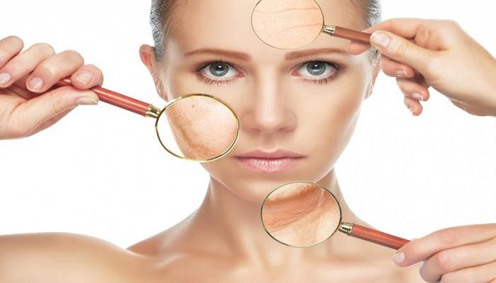 Những dấu hiệu đầu tiên của sự lão hóa cảnh báo bạn phải chăm sóc da ngay lập tức