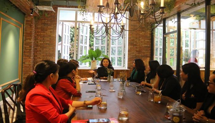 Chương trình họp ra mắt Chi hội thẩm mỹ Hà Nội  2018
