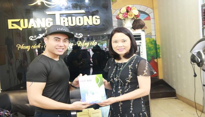 Hair Salon Quang Trường:  Chinh phục khách hàng bằng những chương trình quà tặng hấp dẫn