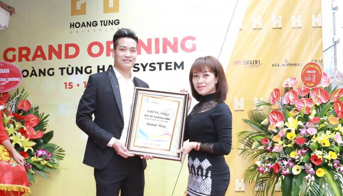 Hoàng Tùng Hair System khai trương cơ sở 2 - Đẳng cấp & Chuyên nghiệp