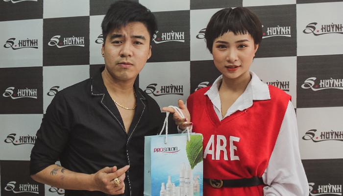 Sao Huỳnh HairSalon: Chất lượng sản phẩm làm nên thương hiệu