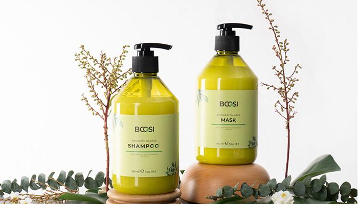 Trải nghiệm bộ sản phẩm BCOSI: phục hồi hư tổn theo cách tự nhiên