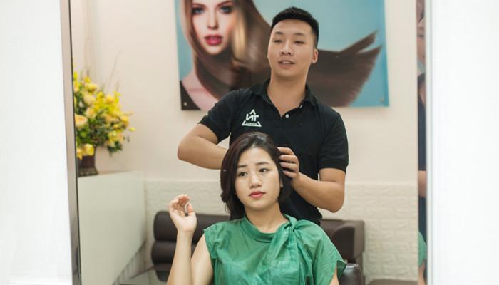 Hair salon Thành Sài Gòn - Đến là đẹp về là ưng