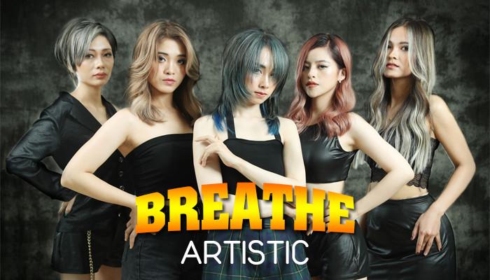 """""""BREATHE ARTISTIC"""" – Ánh sáng cuối đường hầm"""
