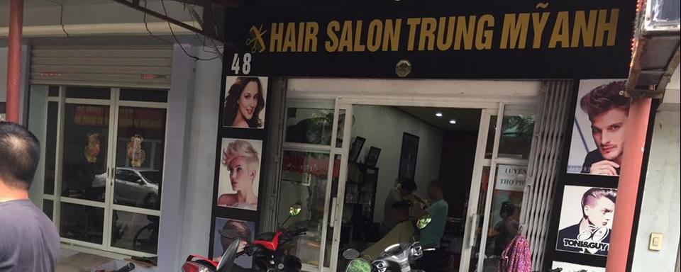 Hair salon Trung Mỹ Anh