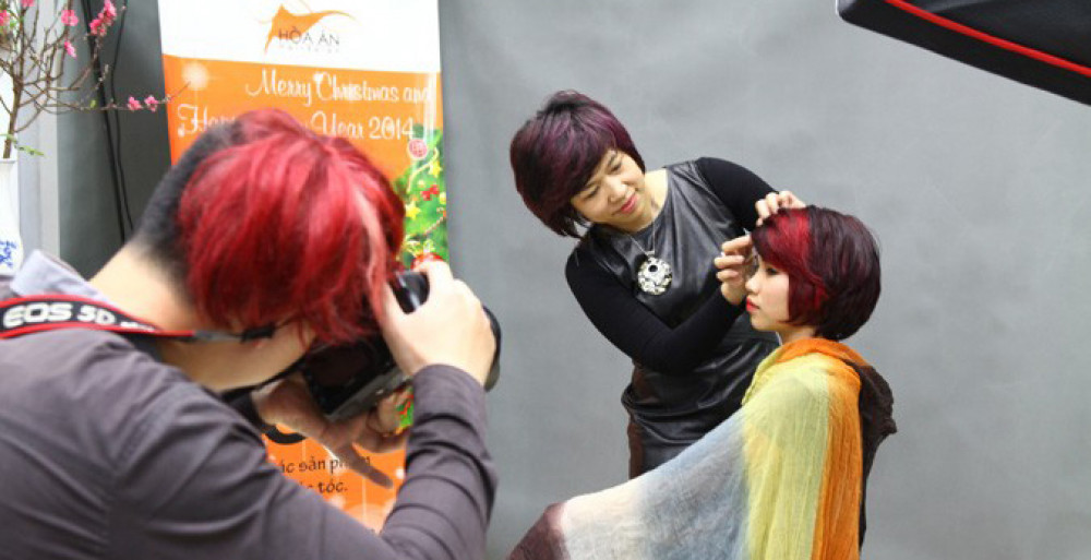 Hòa Ân Hair Salon
