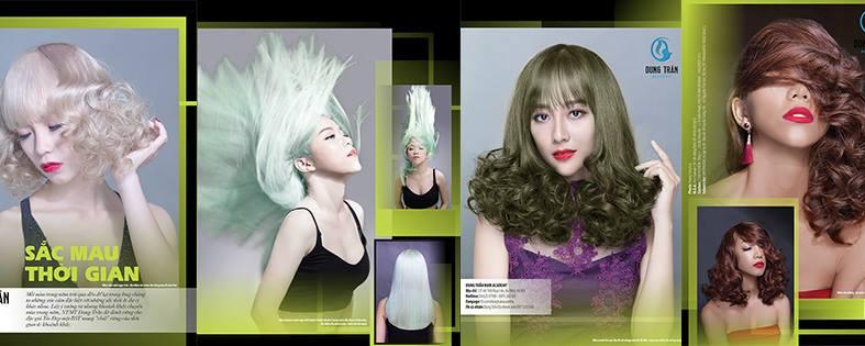 Salon của Dung trần hair salon